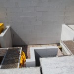Blick aufs Treppenhaus