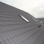 Dach Nordseite